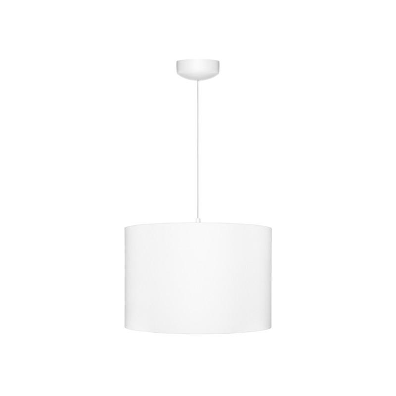 Lampa wisząca biała Classic...