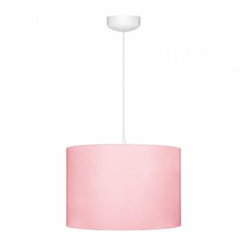 Lampa wisząca różowa...