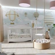 Projekt pokoju dziecka GRATIS