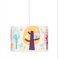 Lampa wisząca w sowy -...