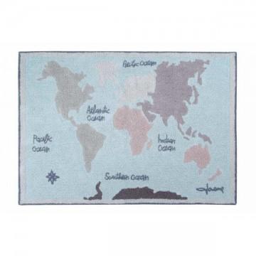 Dywan Mapa - Vintage Map...