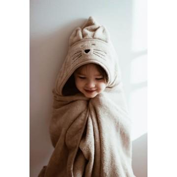 Duży Bambusowy Ręcznik z...