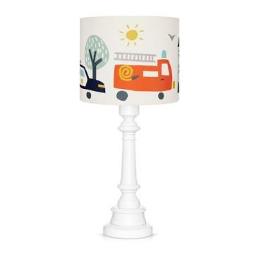 Lampa stojąca w auta -...