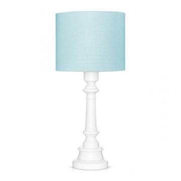 Lampa stojąca miętowa -...