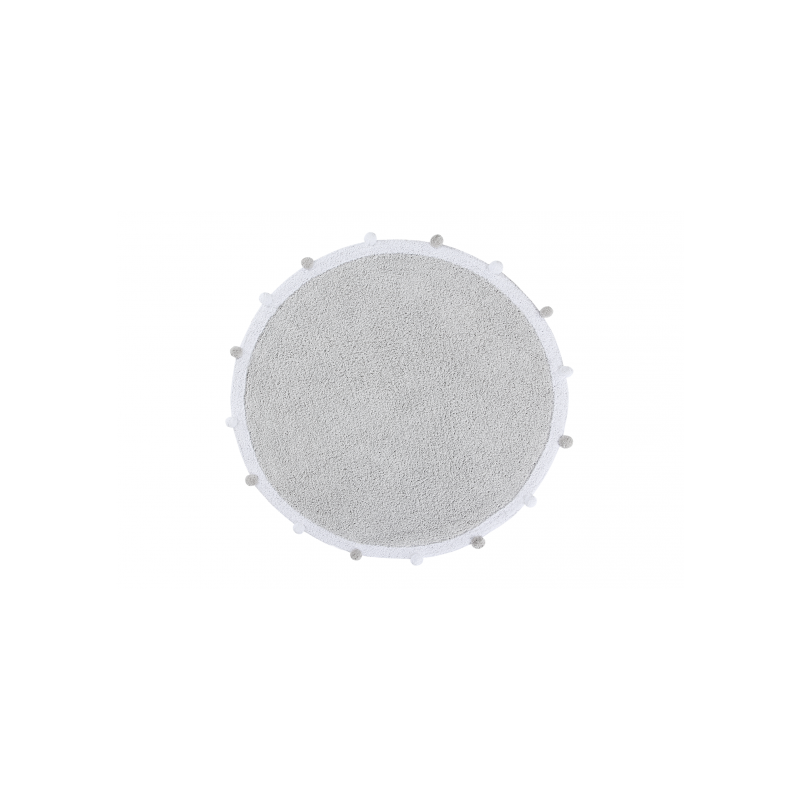Dywan Bubbly Light Grey -...
