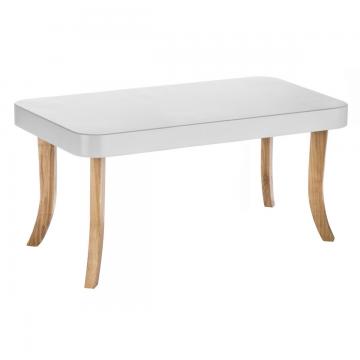 Prostokątny stolik dla...
