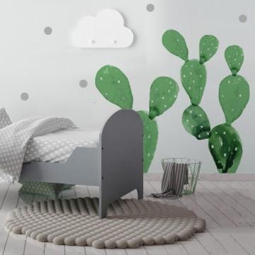 Naklejka Kaktusy Zestaw