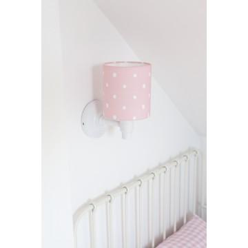 Kinkiet Lovely Dots Pink -...