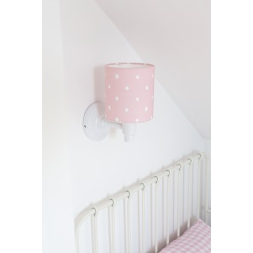 Kinkiet Lovely Dots Pink w...