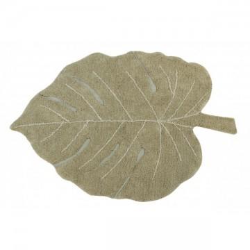 Dywan Monstera Leaf Olive...