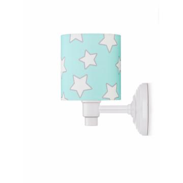 Kinkiet Mint Stars - Lamps...