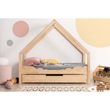 Szuflada do łóżka domek Alice