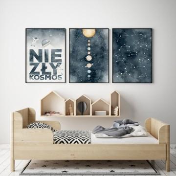 Plakat na ścianę Gwiezdne...