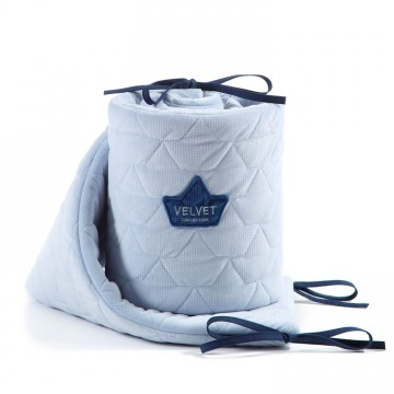 Ochraniacz Velvet Dusty Blue