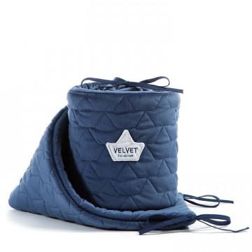 Ochraniacz Velvet Harvard Blue
