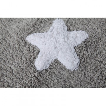 Dywan Grey Stars White...