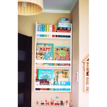 Bambooko Półka na książki –...