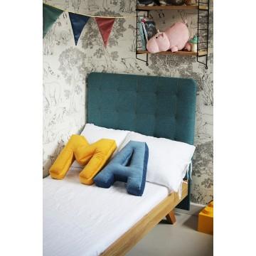 Łóżko NEEDLE 90x200 cm - MINKO