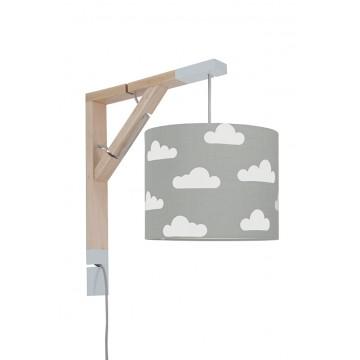Lampa Simple chmurki na...