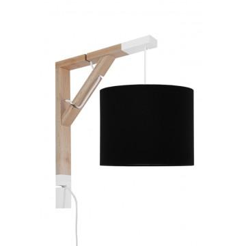 Lampa Simple czarna...