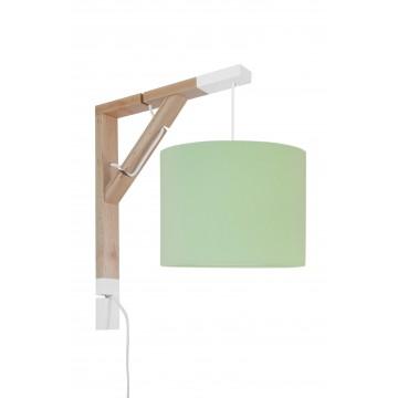 Lampa Simple czysta mięta...