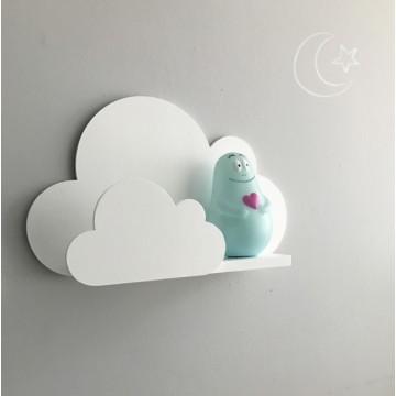Podwójna półka chmurka do...
