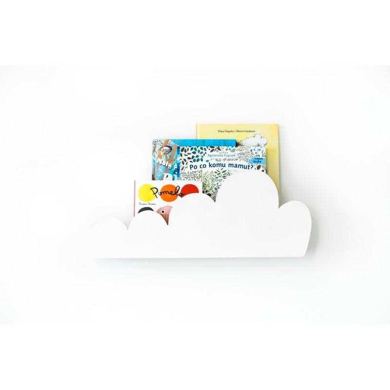 Półka chmurka - różne kolory