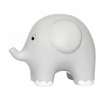 Skarbonka szary słoń
