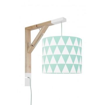 Lampa Simple trójkąty...