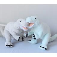 Pluszowy Dinozaur Miętowy