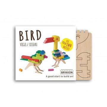 Ptak- zestaw BRIKKON