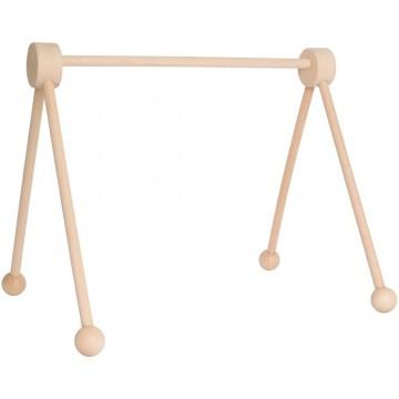 Drewniany stojak edukacyjny...