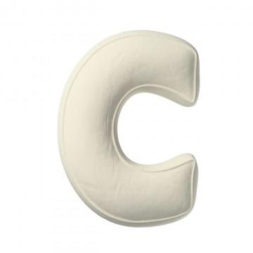 Poduszka literka C