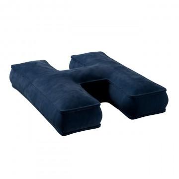 Poduszka literka H