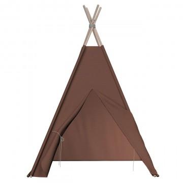 Namiot Tipi Brązowa