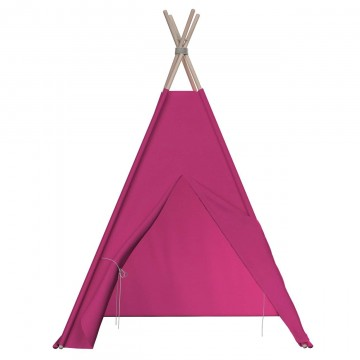 Namiot Tipi Ciemnoróżowy