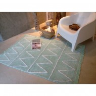 Dywan Hippy Mint Lorena Canals