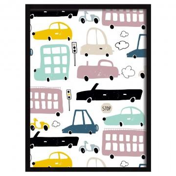 Obrazek Colorful Traffic II...