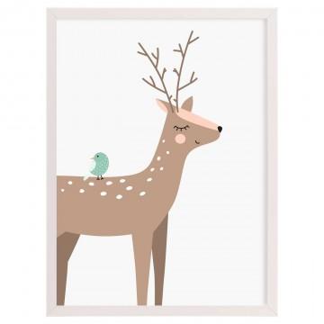 Obrazek Forest Friends deer...