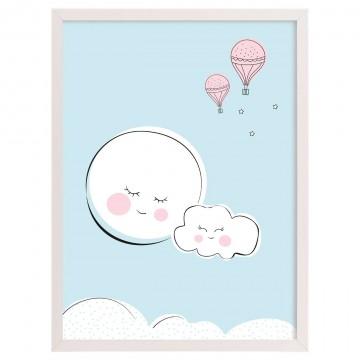 Obrazek Sugar Balloons 30x40cm
