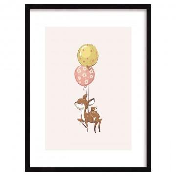 Obrazek Bubble Dreams Deer