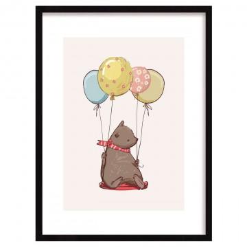 Obrazek Bubble Dreams Bear