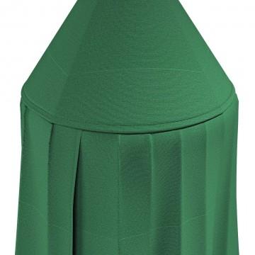 Baldachim Zielony