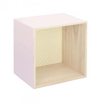 Półka Box pink 28cm