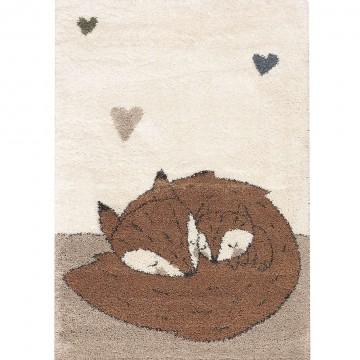 Dywan Sleeping Foxes 120x170cm
