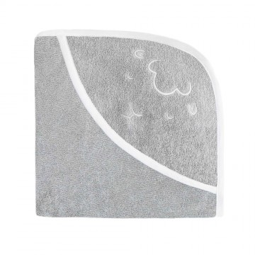 Ręcznik z kapturkiem 95x95...