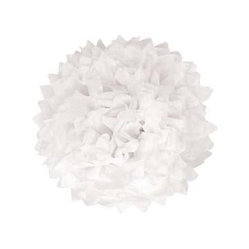 Pompony papierowe różowe...