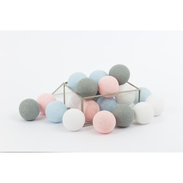Cotton Balls Pastel Candy -...