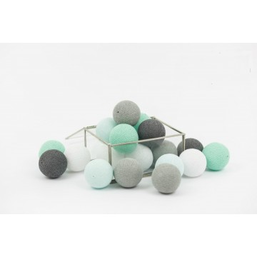 Cotton Balls Mint Love -...