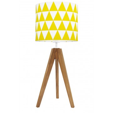 Lampa stojąca trójnóg w...